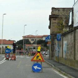 Cantieri e lavori stradali nella settimana dal 5 dicembre
