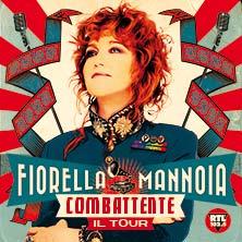 """Fiorella Mannoia in concerto al Teatro Verdi con """"Combattente il tour"""""""