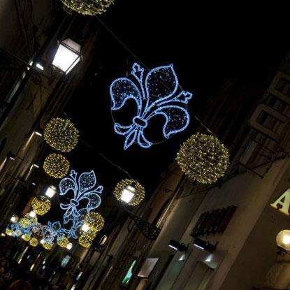 Parcheggi per lo shopping natalizio nel centro di Firenze