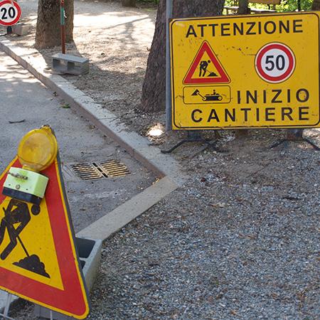 Cantieri e lavori Stradali, Parcheggiare a Firenze, Manifestazioni a Firenze