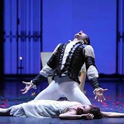 Giulietta e Romeo al teatro Verdi di firenze sabato primo Aprile