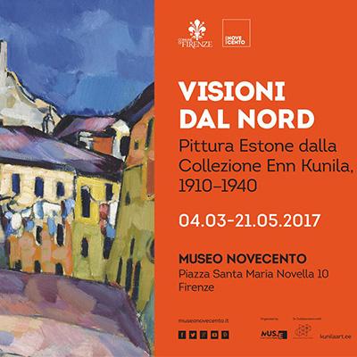 Visioni dal nord pittura estone dalla collezione Enn Kunila