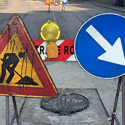 Cantieri e lavori dal 3 aprile per le strade di Firenze