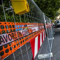 Cantieri e lavori dal 26 giugno per le strade di Firenze
