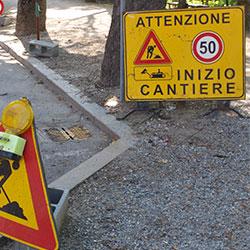 Cantieri e lavori dal 10 luglio per le strade di Firenze