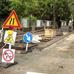 Cantieri e lavori dal 31 luglio per le strade di Firenze