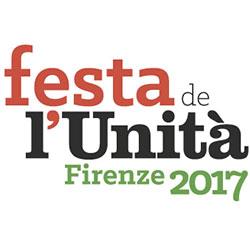 Festa dell'unità presso il parco delle Cascine a Firenze