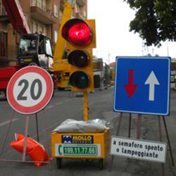 Cantieri e lavori dal 25settembre per le strade di Firenze