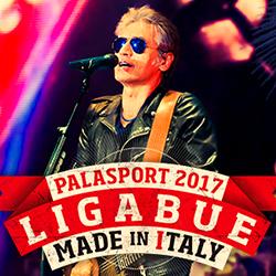 Luciano Ligabue in concerto al Mandela Forum a Firenze