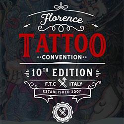 Parcheggiare per Florence Tattoo Convention 2017