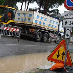 Lavori stradali dal 13 novembre per le strade di Firenze