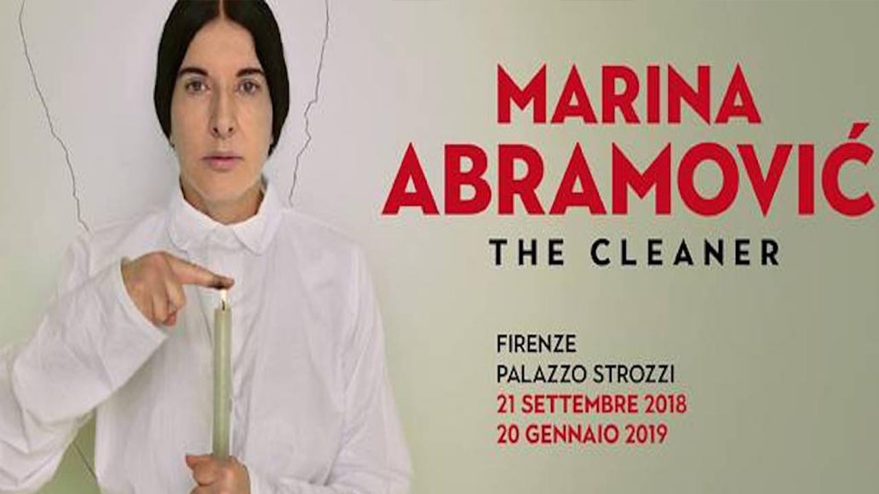"""Mostra Marina Abramovic """"The cleaner"""": DOVE PARCHEGGIARE"""
