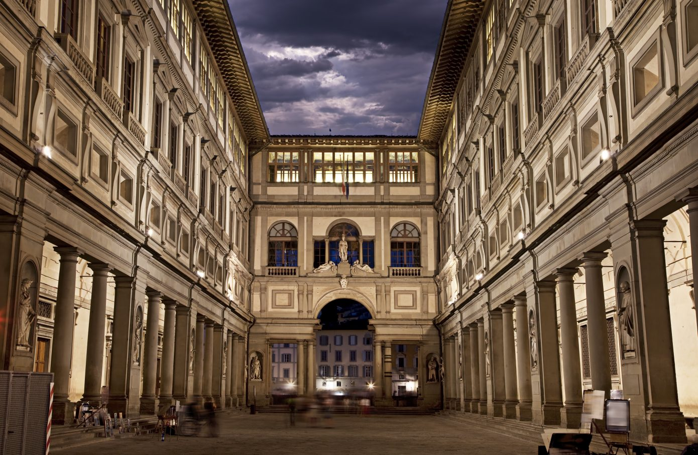 Riapertura dei musei a Firenze