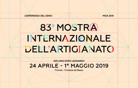 MIDA 2019: Mostra dell'artigianato a Firenze.