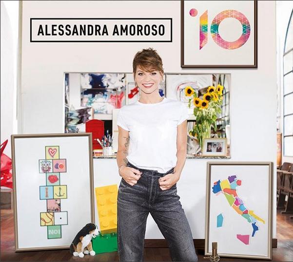 ALESSANDRA AMOROSO IN CONCERTO A FIRENZE