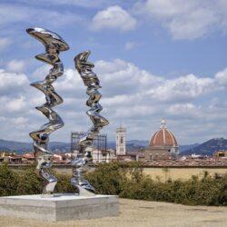 Mostra di Tony Cragg: DOVE PARCHEGGIARE a Firenze