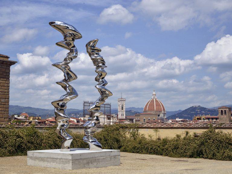 Read more about the article Mostra di Tony Cragg: DOVE PARCHEGGIARE a Firenze