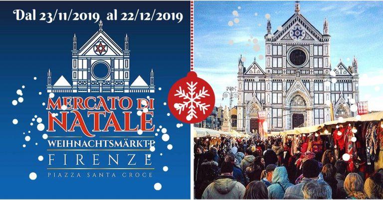 Read more about the article Mercatino di Natale a Firenze: DOVE PARCHEGGIARE.