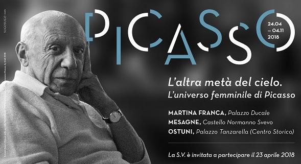Picasso e l'universo femminile negli scatti di Quinn, in mostra a Firenze: DOVE PARCHEGGIARE.