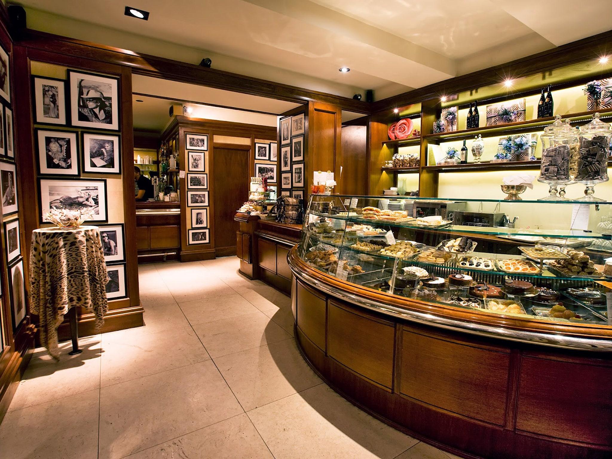Cafè letterari di Firenze: l'Hard Rock era uno di quelli