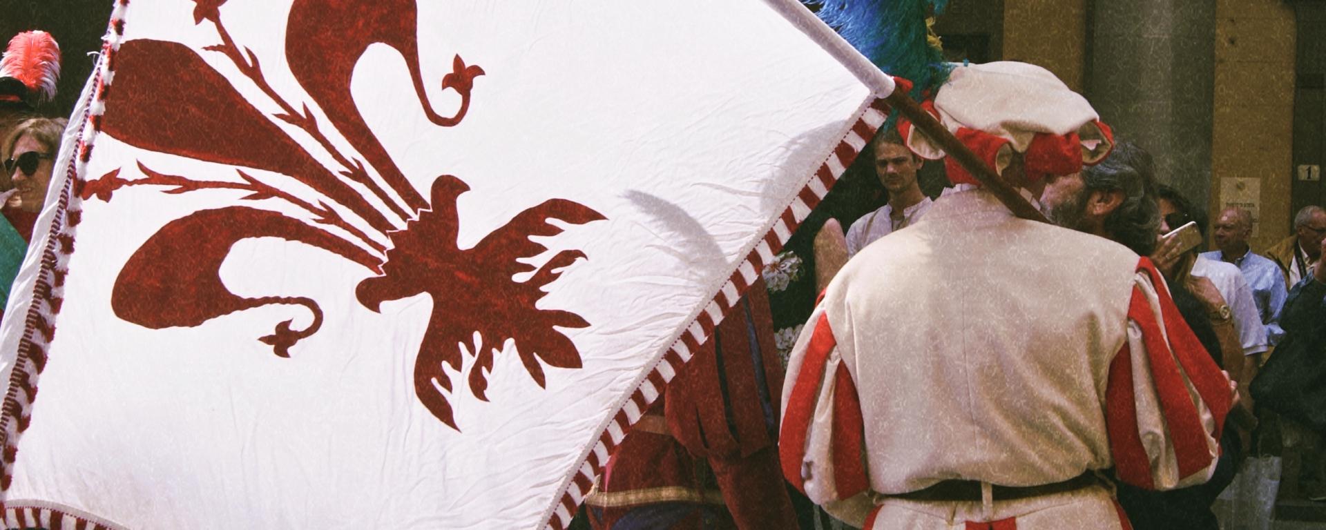 Sbandieratori Fiorentini: l'orgoglio della città