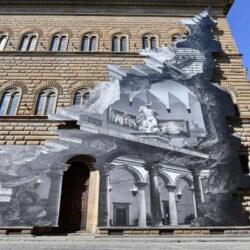"""""""La Ferita"""" di Palazzo Strozzi"""