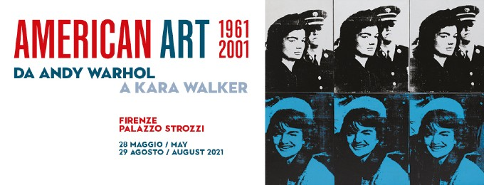You are currently viewing American Art 1961-2001: l'America sbarca a Firenze